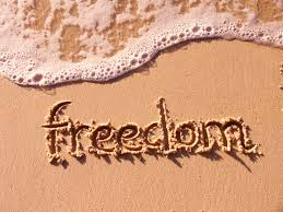 freedom with ocean